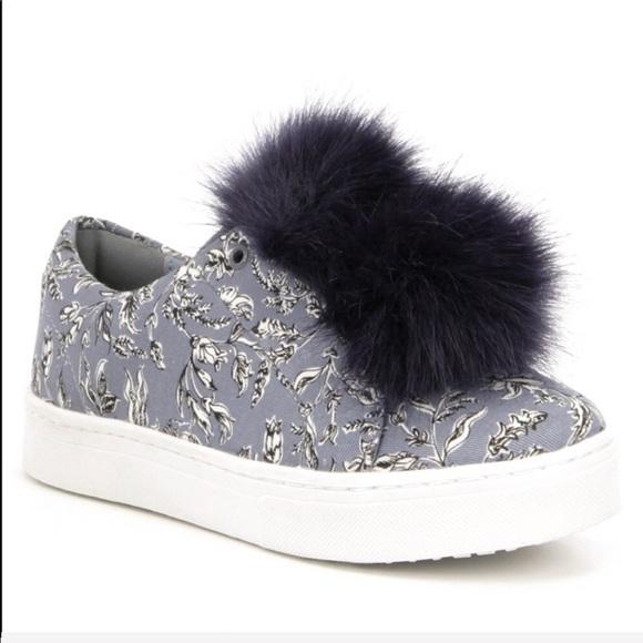 e5163889ad5d8a Sam Edelman Leya Floral Sneakers